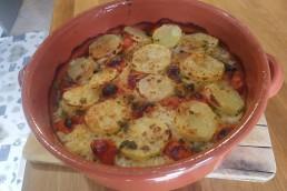 patate, riso e cozze